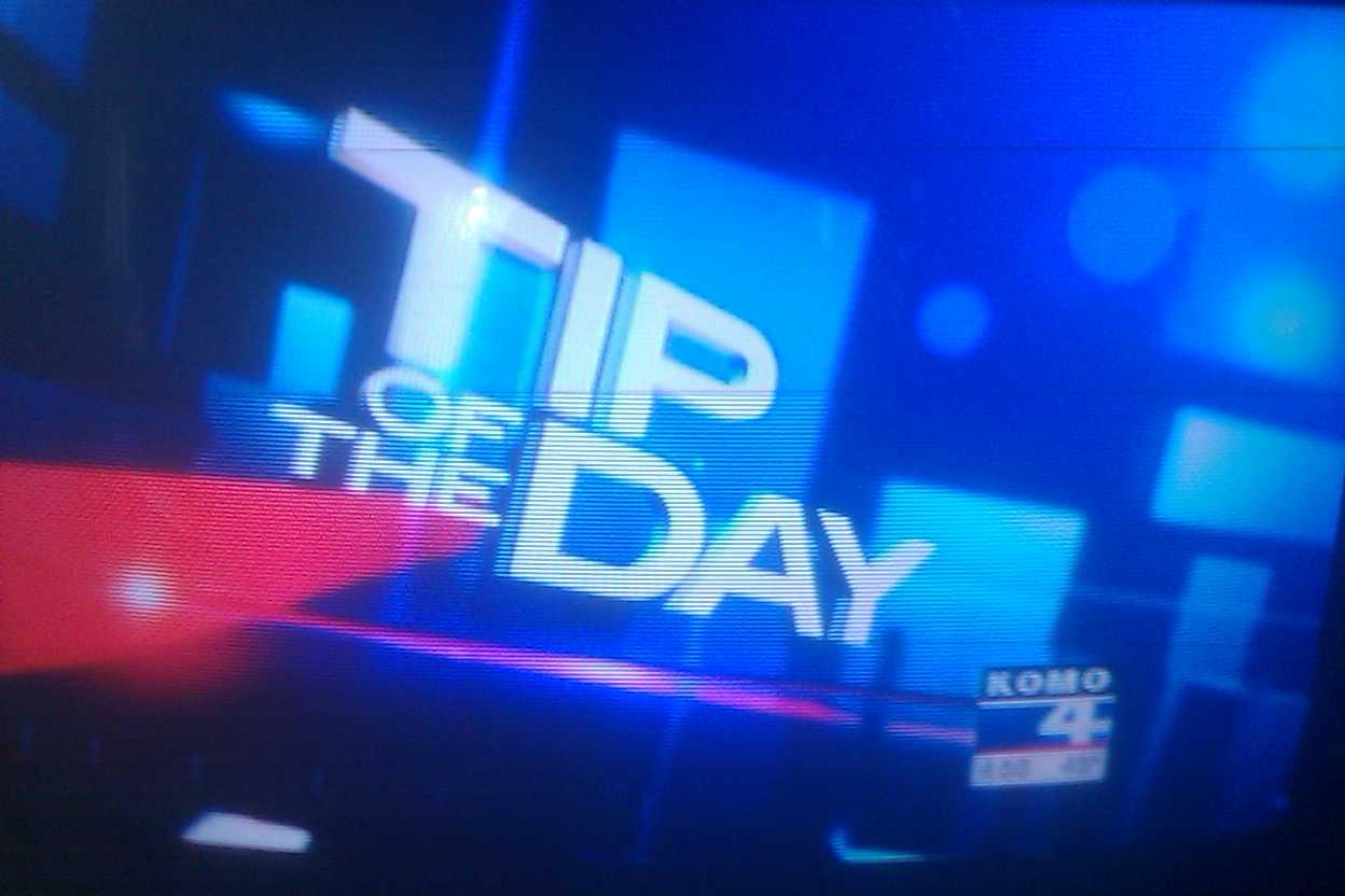 KOMO-TV Tip of the Day - Geography Books for Kids